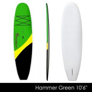 """Hammer Green - 10'6"""""""