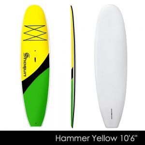 Hammer Yellow - 10'6""
